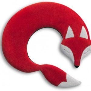 Warmtekussen vos rood