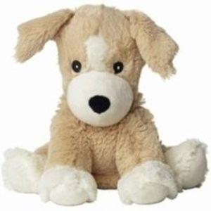 Warmte knuffel puppy