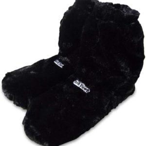 Hot Boots magnetron sloffen zwart
